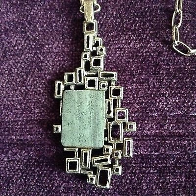 Lovely Vintage 1960's Necklace By Miracle