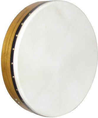 GLENLUCE 18inch BODHRAN. Irish Folk Drum, Suits beginners. From Hobgoblin Music