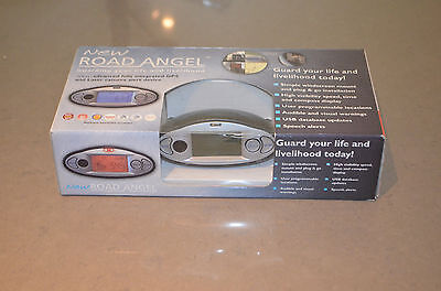 NEW Road Angel Camera detector with in-built Laser Alert GPS