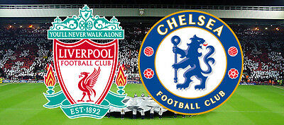 LIVERPOOL vs. CHELSEA 2 Tickets