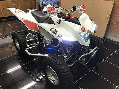 Quadzilla 300L Sport Road Legal Quad Bike 2015 Model 64 Reg Led Pack, Reverse