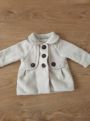 Baby Girl Coat From Next 6-9 Months
