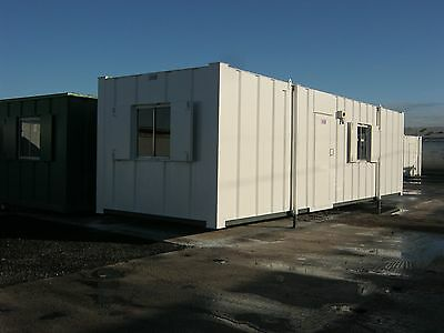32ft x 10ft Anti Vandal Portable Cabin Site Office IN STOCK shipping container