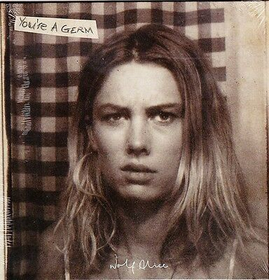 """Wolf Alice - You're A Germ (Rare Ellie Sleeve) - 7"""" UK Vinyl 45 - New & Sealed"""