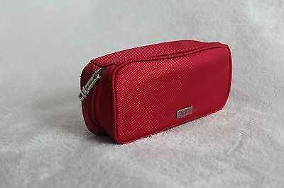 Tumi Inflight Pouch Bag Red