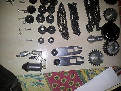 Dismantling machine Projector Parts Used Parts NORELCO PHILIPS EF 20-30