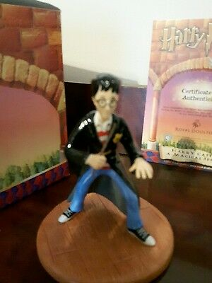 royal doulton harry potter.new in box.