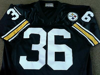 Pittsburgh Steelers NFL Jersey - Bettis #36 - XL- Limited Edition - Stitched