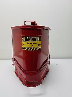 Eagle Oily Waste Can