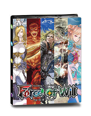 Force of Will PRO-Binder UPR 84698