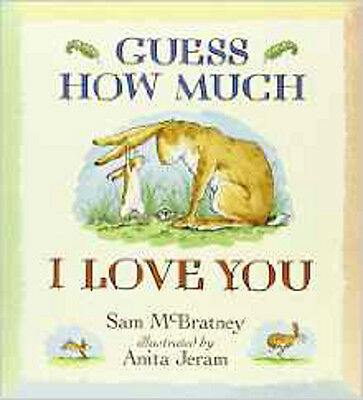 (Guess How Much I Love You) By Sam McBratney (Author) Paperback on (Nov , 2007),