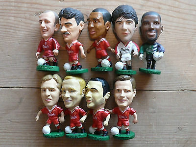 Corinthian Prostars - x9 LIVERPOOL /2 - Molby Wright Ruddock Scales Colleymore +