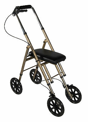NEW Drive Medical Lightweight Knee Bop Knee Walker alternative to crutches