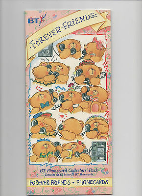 Forever Friends Phone Card Pack