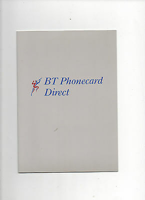 B.T. Phonecard Direct - . Phonecards Collectors Pack
