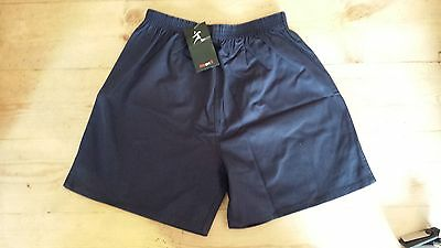 "Rugby Shorts Navy Blue 36 "" Trutex United Short for School rugby or training"