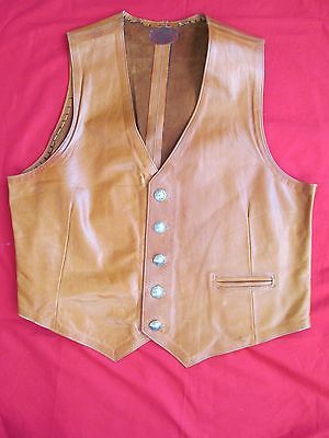 Brother Gambit Slick Trading Co. Leather Vest