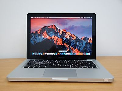 "Apple MacBook Pro 13.3"" (Mid 2012) Top Spec - Core i7 2.9GHz 8GB 750GB WARRANTY"