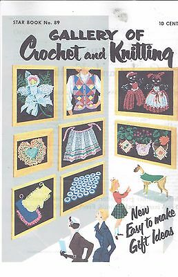 Vintage retro photo copy knitting pattern Gallery of crochet and knitting