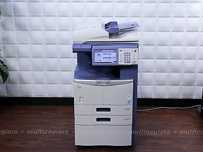 Toshiba e-STUDIO 255 Mono MFP Copier Printer Scanner I-Fax USB Email ~ 305