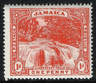 SG 31 JAMAICA 1900 - 1d RED - MOUNTED MINT