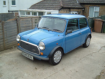 Classic Mini Mayfair 1 Lady Owner From New 22,000 Miles.