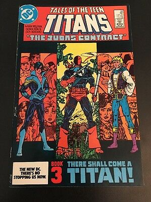 Tales Of The Teen Titans 44 First Nightwing Origin Of Deathstroke