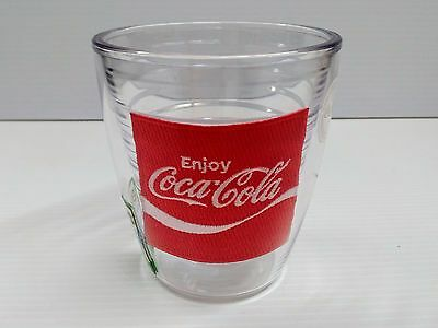 "Coca-Cola 12oz ""Enjoy"" Tervis Tumbler Cup - BRAND NEW"