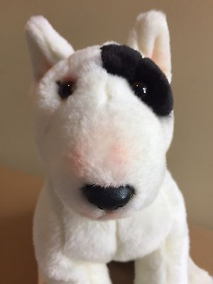 Webkinz Signature New with Code Bull Terrier Dog WKS1091