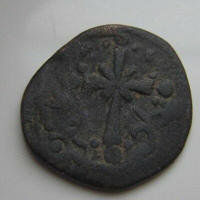 Ancient Byzantine Coin