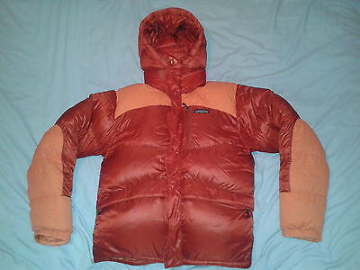 Patagonia 800 Fill Down Mountaineering Jacket SMALL
