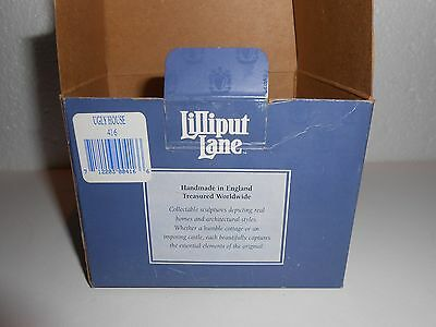 Lilliput Lane Ugly House  Box Only ( No Cottage)