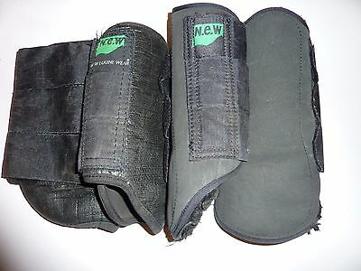 N.e.W  Light weight Competition boots (foreleg)