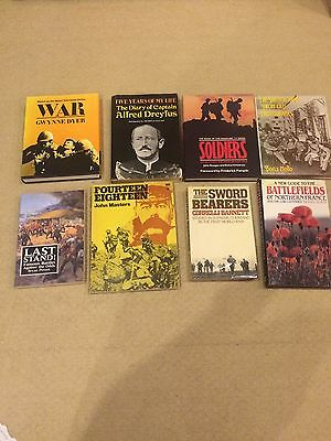 British Army 1914-18 Battlefields Ww1 Soldiers Battles Military History Books