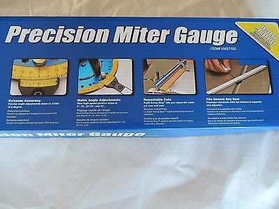 New! Kreg KMS7102 Table Saw Precision Miter Gauge System Tool