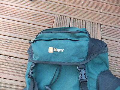 High Gear Nepal 65 L Large Rucksack Backpack Hiking Camping Outdoor Bag Scouts