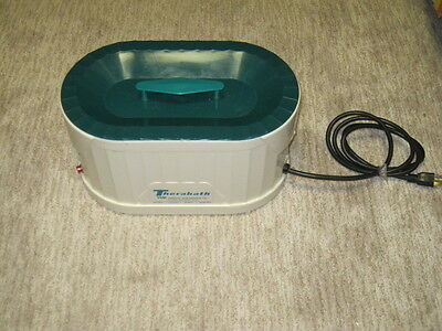 Therabath Pro TB5 Paraffin Hot Wax included! Therapy Bath Feet Hand Elbow Face