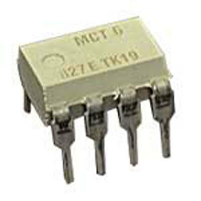 Major Brands MCT-6 Optocoupler DC Input 2 Channel Trans DC Output 8-Pin P 15 pcs