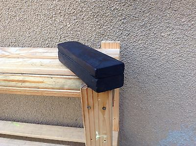 Vintage Wood Cased Joiners Sharpening Stone