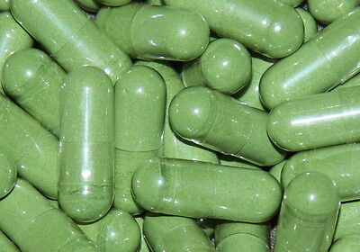 Wheatgrass 50 Capsules health greens tablets Beauty Super Food supplements gym