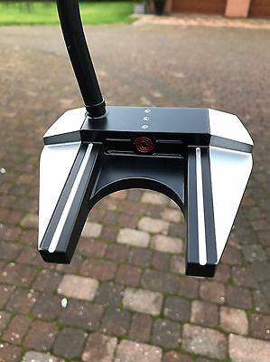 Super Rare Tour Issued Odyssey #7 Versa Milled Putter Superstroke 3.0 Slim!!