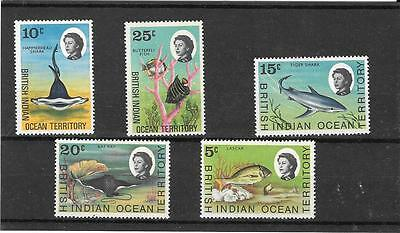 1968 British Indian Oceon Territory     Mint