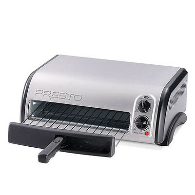 Presto Stainless Steel Pizza Oven Free ship