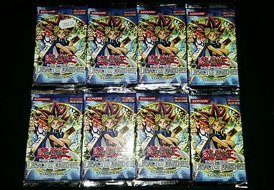 Yu-Gi-Oh-Legacy of darkness booster (8pack)