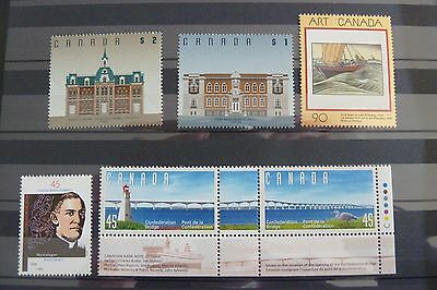 Timbres canada neuf