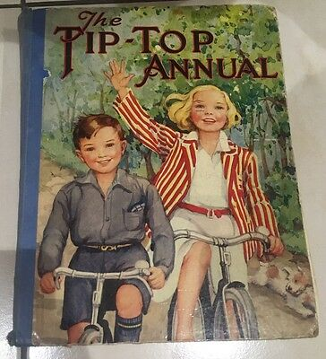 Vintage. The Tip Top Annual