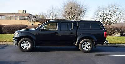 2009 Nissan Frontier SE Crew Cab Pickup 4-Door e Crew Cab 4WD 4X4 Loaded Mint Cond Inspected Carfax NO RESERVE CLEAN New Tires