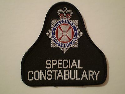 Obsolete Wiltshire Constabulary Special Constabulary Police Patch.