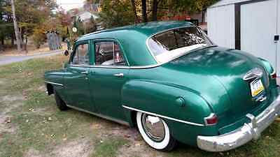 1952 Plymouth Other  1952 plymouth cranbrook