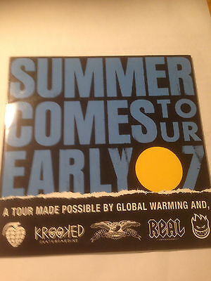 summer comes early tour 07 skateboard dvd